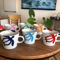 ハワイアンホヌ(海亀)マグカップ/フラハワイアン雑貨インテリア