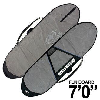 """目標目標板主機殼風扇板為迪瓦茨 7 ' 0""""V-割一天旅行 / 衝浪板衝浪板保護硬殼衝浪 fs04gm"""