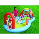 INTEX(インテックス) ウィンドミルブロースプレープレーセンター 295×193×107cm 57449 [日本正規品]/玩具/水浴び/プール/おもちゃ【R…