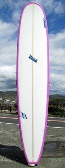 """藍色衝浪板藍衝浪板長板 9 ' 0""""原始的衝浪板 / 初學者衝浪板衝浪 fs04gm"""