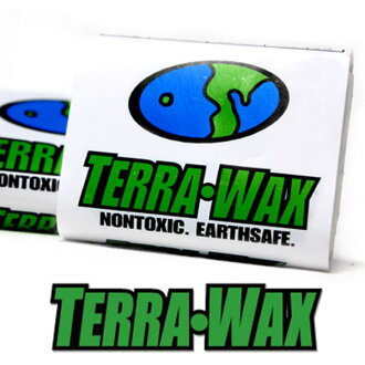 TERRA 蠟 Terra 蠟衝浪和衝浪板蠟衝浪防滑衝浪設備