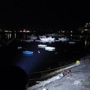【6ヶ月間保証】スポット&拡散混合タイプLEDサーチライト70wCREEチップ7000LM12v/24v兼用LED作業灯LEDスポットライト集魚灯船舶ライト船舶作業灯