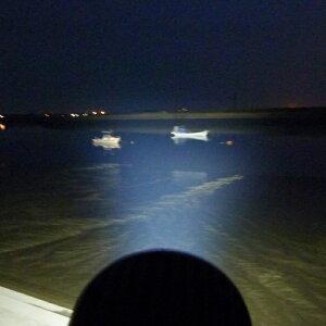 【SALE対象】船舶用LEDサーチライト拡散タイプ70w7000LMCREEチップ12v/24v兼用船舶用サーチライト広角LED作業灯LED集魚灯船舶ライト照明作業灯