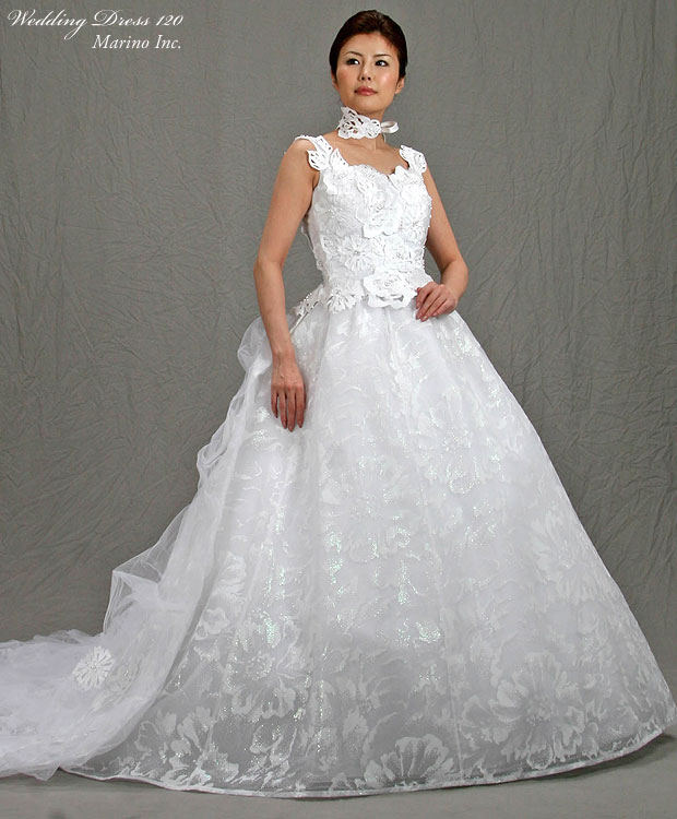 marino  Rakuten Global Market: A dress rental of the wedding ...