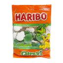 ハリボー グミ HARIBO カエルのカタチのグミ アップル味 りんご味 カエル ハリボーグミ 【HARIBO】 フロッグ 200g グミマニア その1
