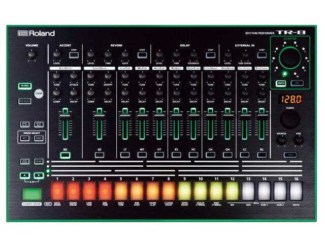 DAW・DTM・レコーダー, シーケンサー・リズムマシン Roland AIRA TR-8()