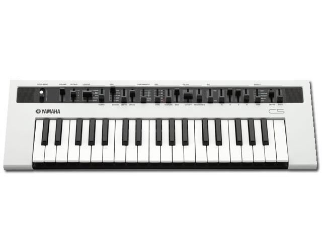 ピアノ・キーボード, キーボード・シンセサイザー YAMAHA reface CS