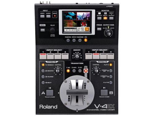 Roland V-4EX(新品)