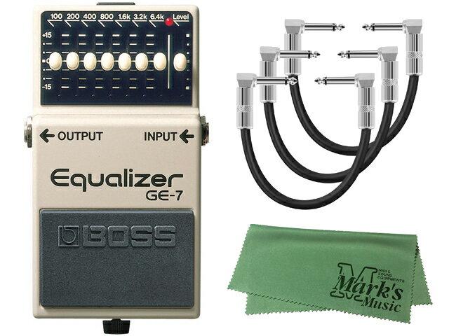 ギター用アクセサリー・パーツ, エフェクター BOSS Equalizer GE-7 3