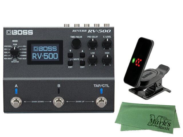ギター用アクセサリー・パーツ, エフェクター BOSS RV-500 KORG Pitchclip 2 PC-2