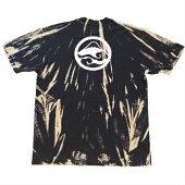 麿紋maromon半袖Tシャツ有松鳴海絞り松ユニセックス紺SML