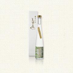 峰の雪【福島県喜多方市】はちみつのお酒美禄の森520ml化粧箱入り