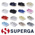 スペルガ スニーカー superga cotu classic 2750クラッシクなデザインのスペルガ キャンバススニーカー白 ホワイト スニーカー レディース 【九州】