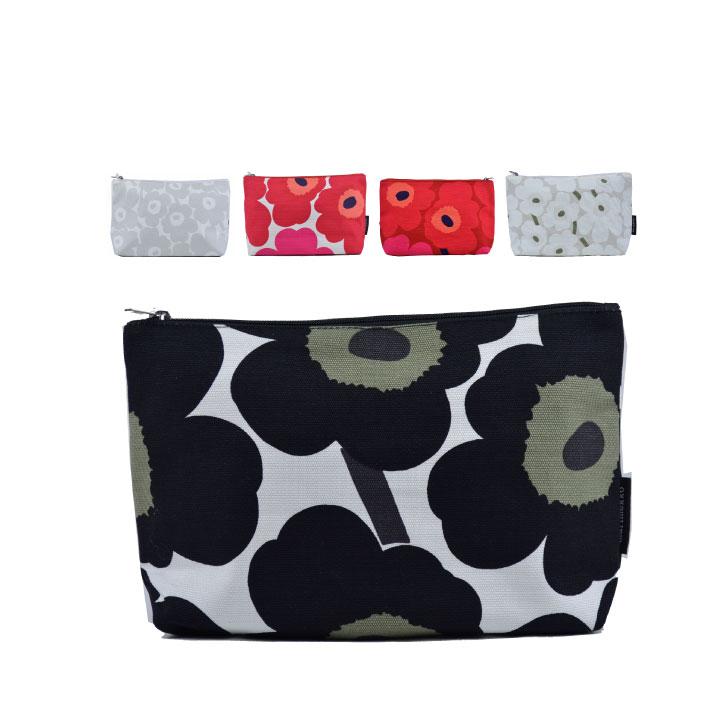 レディースバッグ, 化粧ポーチ marimekko RELLE MINI UNIKKO COSMETIC BAG 047990 marquee