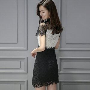 ワンピース韓国ドレス