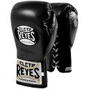 REYES レイジェス ボクシング グローブ ブラック 黒 ボクシンググローブ メキシコ製 本革 オンス 8オンス 10オンス