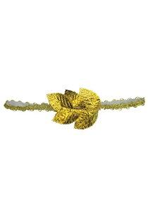 Gold Leaf Roman Headband クリスマス ハロウィン コスプレ 衣装 仮装 小道具 おもしろい イベント パーティ ハロウィーン 学芸会