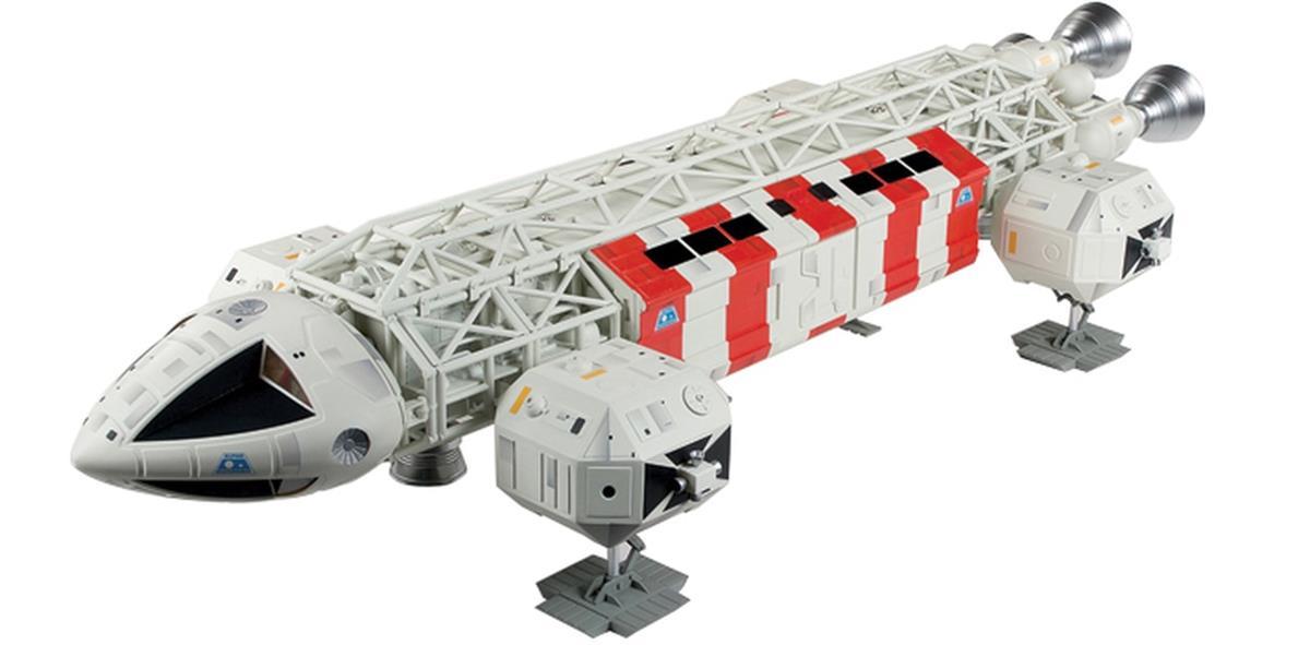 MPC Models Space 1999 Eagle Transporter 1/2 Scale スケール Diecast Model ダイキャスト ミニカー おもちゃ 玩具 コレクション ミニチュア ダイカスト バレンタイン ホワイトデー プレゼント ギフ・...画像