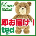 【正規品】テッド ted ぬいぐるみ グッズ 映画 Teddy Bear テディベア かわいい しゃべる 喋る ...