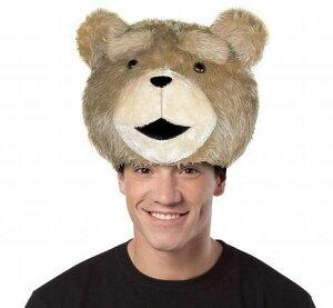 Ted テッド テディベア かわいい ぬいぐるみ コスチューム 仮装 ハロウィン 着ぐるみ 帽子 キャ...