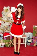 サンタ 衣装 コスプレ コスチューム レディース レディス 女性 大人 コスプレ 衣装 変装 彼女 ミニスカ サンタクロース