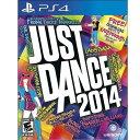 日本最速でお届け!!SONY PS4 プレイステーション4 プレステ4 ジャストダンス2014 Just Dance 2014 北米版 誕生日プレゼント