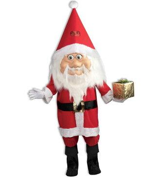 5点セット!!おもしろい サンタ 誕生日 サンタクロース 赤 男性 メンズ コスプレ コスチューム イベント 衣装 仮装 プレゼント 学園祭 文化祭