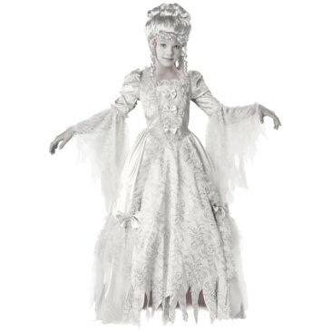 ゴースト 幽霊 お化け ゾンビ 子供用 ガールズ ガール Corpse Countess ハロウィン コスチューム コスプレ 衣装 変装 仮装