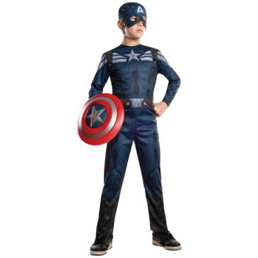 Captain America キャプテンアメリカ 子供用 ガールズ スーパーヒーロー 女神 ハロウィン コスチューム コスプレ 衣装 変装 仮装