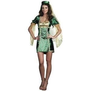 This Lady Sure Wood セクシー Medieval メイド MarianStd/プラスサイズ 大きいサイズ クリスマス ハロウィン コスチューム コスプレ 衣装 変装 仮装
