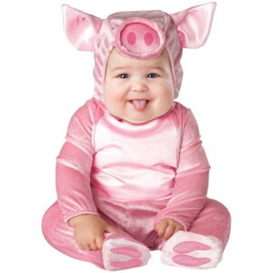 ベイビー PigThis Lil Piggy Piglet Oinker クリスマス ハロウィン コスチューム コスプレ 衣装 変装 仮装