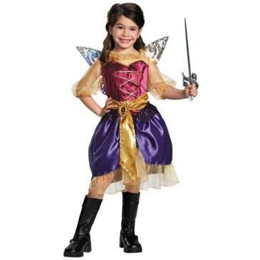 Zarina Pirate Fairy キッズ 子供用 & Toddler ハロウィン コスチューム コスプレ 衣装 変装 仮装