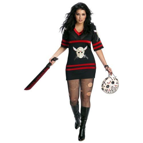 Miss Voorhees 大人用 Friday the 13th Jason ジェイソン 13日の金曜日 ハロウィン コスチューム コスプレ 衣装 変装 仮装