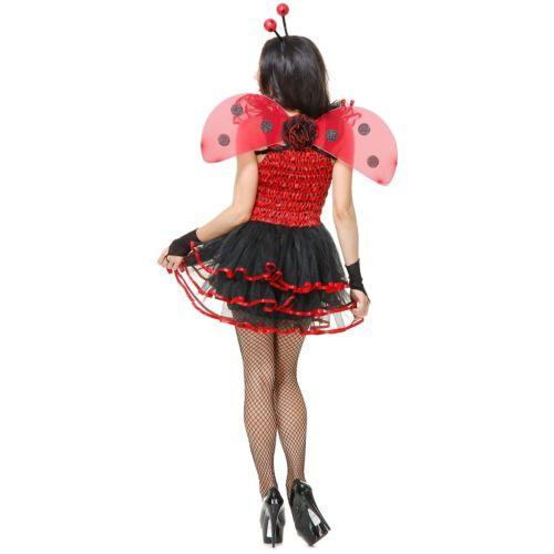 Ladybug Cutie Costume Halloween Fancy Dress