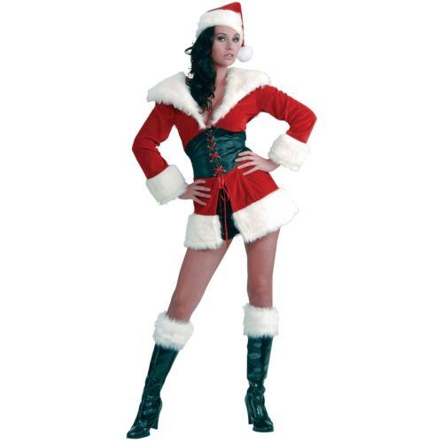 コスプレ・変装・仮装, コスチューム一式  Santa Outfit Mrs Claus