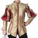 KingMedieval or Renaissance Prince 大人用 クリスマス ハロウィン コスチューム コスプレ 衣装 変装 仮装 3