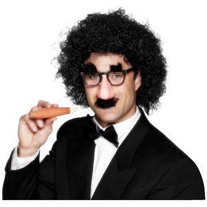 Groucho Marx Glasses 大人用 男性用 メンズ おもしろい ハロウィン コスチューム コスプレ 衣装 変装 仮装