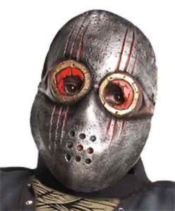 【1日限定 全品ポイント10倍】Dark Ghoul 1/2 Mask Executioner 怖い Killer 子供用 アクセサリー クリスマス ハロウィン コスチューム コスプレ 衣装 変装 仮装