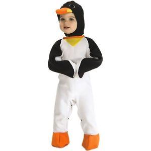 ペンギン ベイビー Infant Newborn Happy Feet クリスマス ハロウィン コスチューム コスプレ 衣装 変装 仮装