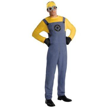 Dave Minion 大人用 Despicable Me ハロウィン コスチューム コスプレ 衣装 変装 仮装