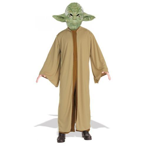Yodaヨーダ 大人用 Star Wars スターウォーズ Jedi ジェダイMaster ハロウィン コスチューム コスプレ 衣装 変装 仮装