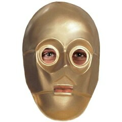 C3PO PVC Costume Mask Kids Boys Star Wars Lightweight Halloween Fancy DressC3PO PVCMask ...