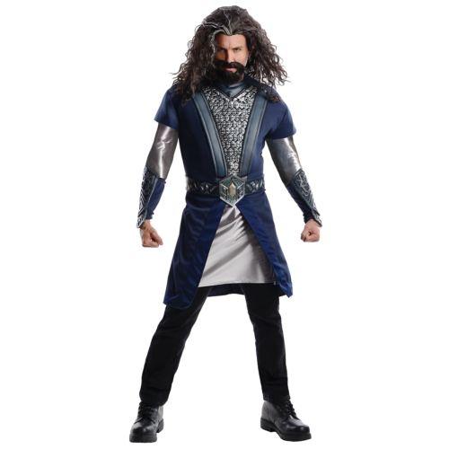 Deluxe Thorin 大人用 The Hobbit ホビット クリスマス ハロウィン コスチューム コスプレ 衣装 変装 仮装画像
