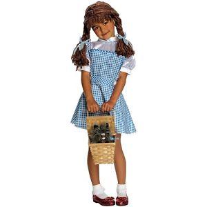 Dorothyfor Toddlers with Yarn ウィッグ オズの魔法使い ハロウィン コスチューム コスプレ 衣装 変装 仮装