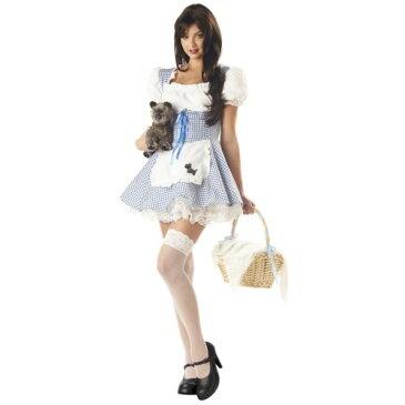 Storybook Sweetheart Dorothy 大人用 オズの魔法使い ハロウィン コスチューム コスプレ 衣装 変装 仮装