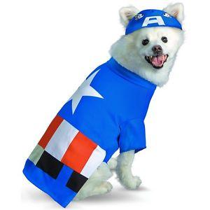 Captain America キャプテンアメリカ Pet PetPet Captain Am…
