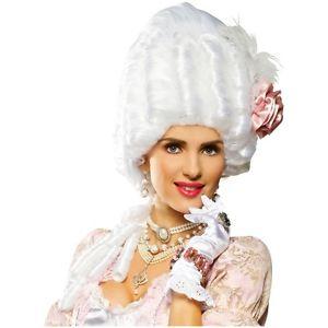 Marie Antoinette Wig 大人用 レディス 女性用 Masquerade18th Century ハロウィン コスチューム コスプレ 衣装 変装 仮装