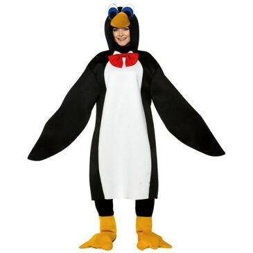 大人用 ペンギンUnisex 男性用 メンズ or レディス 女性用 おもしろい Bird ハロウィン コスチューム コスプレ 衣装 変装 仮装
