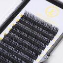 Lash Collection シングル ラッシュ セーブル 0.15mm 12列 | cカール dカール 束 毛 マツエク まつエク ...