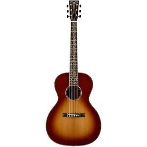 マーチン Martin Limited Edition カスタム SS-0041-15 A/E ギター Cinnamon Teardrop Burst